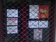 El ropero de Cáritas Diocesana, cerrado por huelga