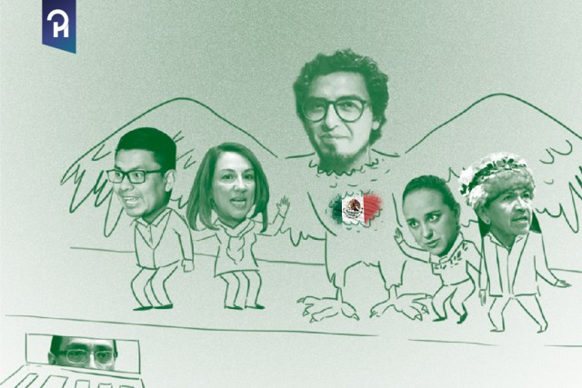 LA SOMBRA DEL CORREÍSMO SE REFUGIA EN EL GOBIERNO DE AMLO EN MÉXICO