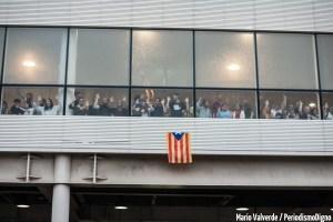 Tsunami Democràctic Barcelona aeroport