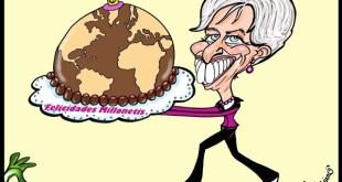 El FMI, la celebración