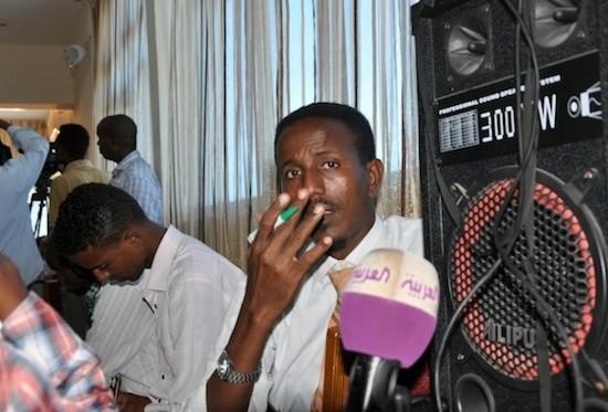 Abdurrahman Warsameh/IPS: El periodista Mohammad Ibrahim Rageh asesinado en Mogadiscio el 22 de abril.