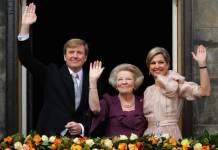 Reyes de Holanda