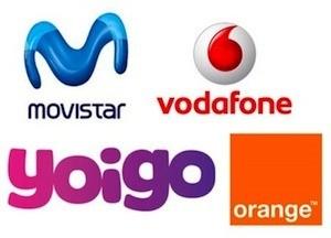 Logos de compañías telefonicas