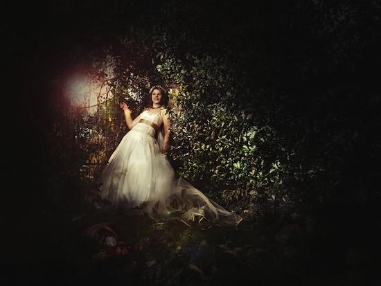 """(C) Filipe Santos. """"""""Life is a fantasy"""" Because it really is..."""". Premio en la categoría """"Otros reratos"""" en los World Wedding Photo 2013"""