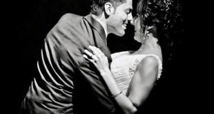 """(C) Ivo Dekovic. Los recién casados están realizando el último movimiento del Vals de los Novios."""" Selección en la categoría Mejor fotografía de fiesta en los World Wedding Photo 2013"""