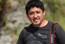 Hector Retamal, fotoperiodista de la AFP