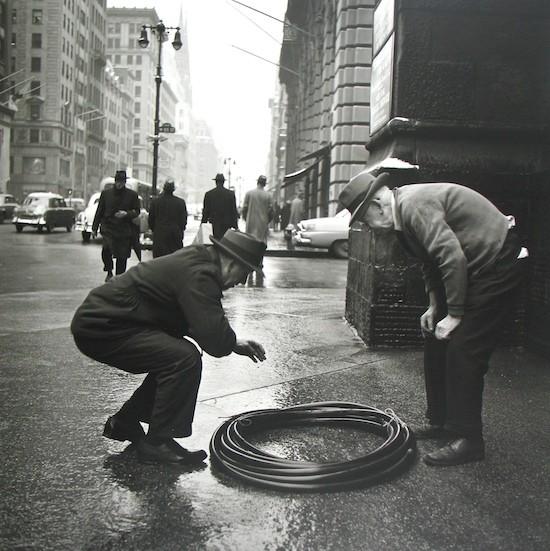 Sin título. S.f. © Vivian Maier, Maloof Collection, Cortesía Howard Greenberg Gallery, Nueva York