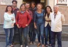 Junta directiva de la Asociación de la Prensa de Cádiz