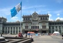Guatemala, Palacio Nacional