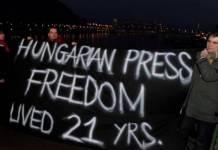 Libertad de expresión en Hungría