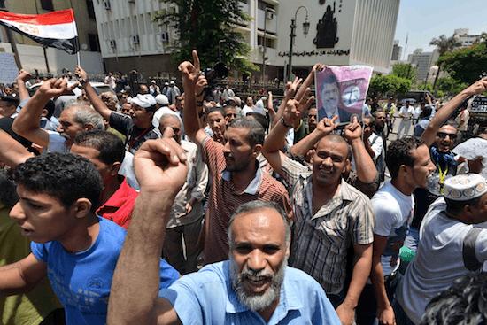 Egipto-partidarios-Morsi-HishamAllam-IPS