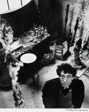 Giacometti-estudio