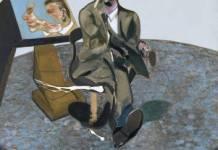 George Dyer por Francis Bacon