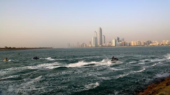 Marina de Abu Dhabi