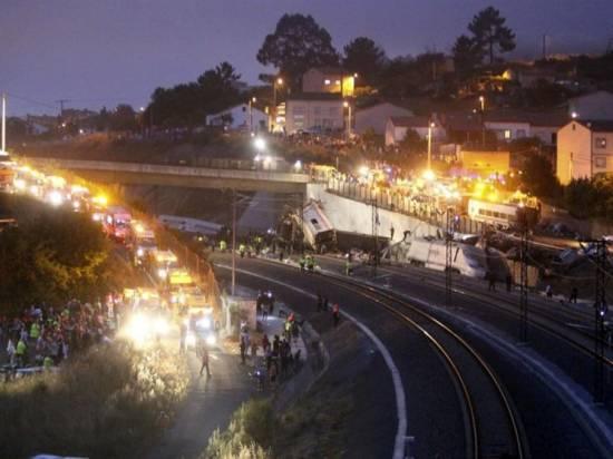 impacting image, ambulance lights after dark