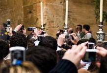 © Antonio Casas - homofotograficus.com. Semana Santa en Granada. Procesión de Santa María de la Alhambra. Abril de 2007