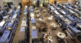 Prisiones masificadas en California. Foto: Rosen Bien Galvan, de Grunfeld Abogados