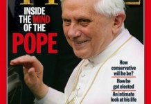 Benedicto XVI en 'Time'