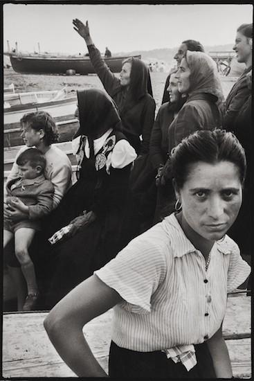 Leonard Freed. Napoli, 1956. © Leonard Freed - Magnum (Brigitte Freed)