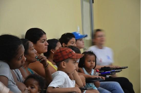 © ACNUR/ L.F.Godinho Los refugiados colombianos que llegan a Brasil pasando por la ciudad fronteriza de Tabatinga, Amazonas, están entre los beneficiarios de los recursos recaudados por el Ministerio Público del Trabajo y girados a la Pastoral de Movilidad Humana.