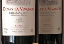 Dinastía Vivanco Rioja Crianza 2009