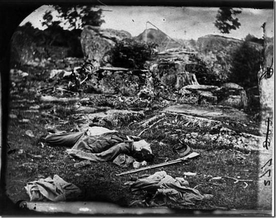 Mathew Brady. Guerra de Secesión norteamericana (1861-1865)