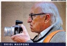 Oriol Maspons. (C) José María Alguersuari