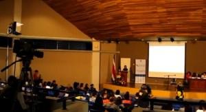 inauguración en San José del primer Congreso Centroamericano de Comunicación