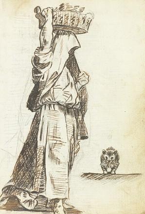 Goya, figura velada