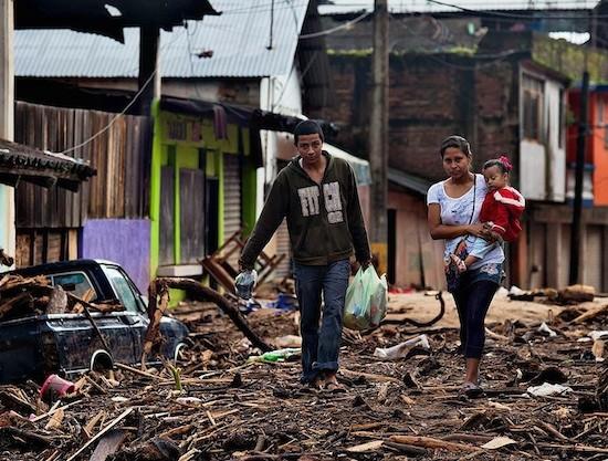 Mexico-inundaciones