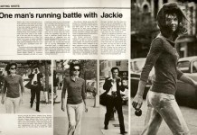 Jackie my obsession, libro de Ron Galella