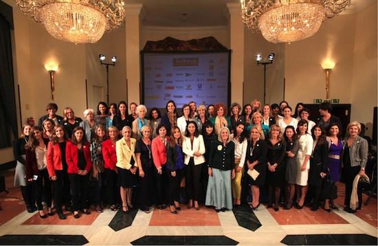 Las Top 100 Mujeres Líderes 2013