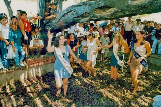 Fiesta de la Vendimia en Ica, Perú. Foto: El Comercio
