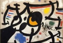 Miró en el Reina Sofía
