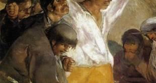 Los fusilamiento del 3 de mayo de Goya (http://artetorre.blogspot.com.es/2010/05/los-fusilamientos-del-3-de-mayo-goya.html)