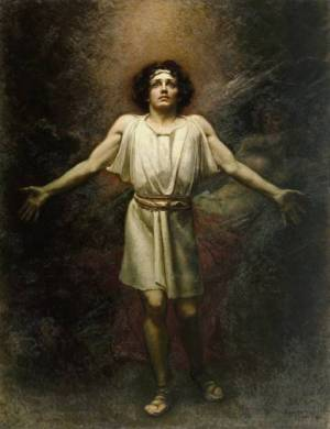 Parsifal visto por Rogelio de Eguskiza