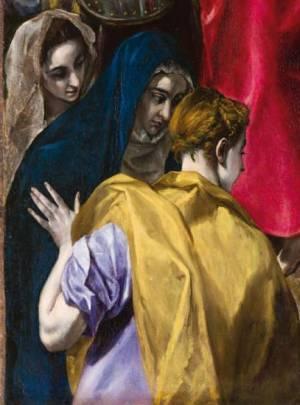 Las tres Marías restauradas