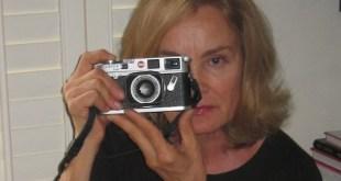 Jessica Lange con su Leica M6