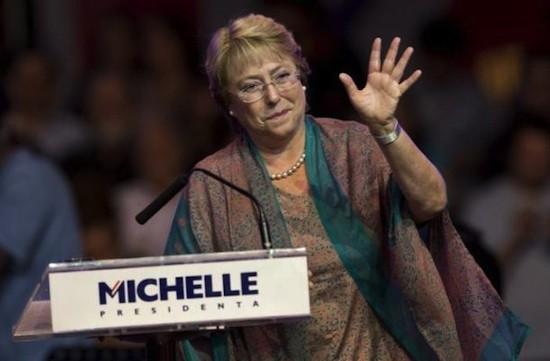 Michelle-Bachelet-primera-vuelta
