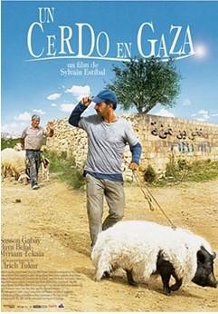 cartel-cerdo-en-Gaza