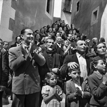 Semana Santa (Cuenca), 1950 © Nicolás Muller