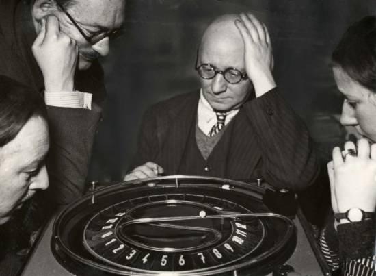 """Ruleta """"Straperlo"""", 1935"""