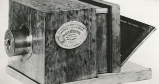 Cámara de daguerrotipo