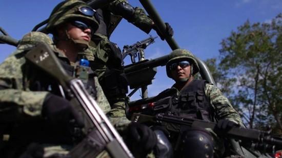 Militares-Mexico