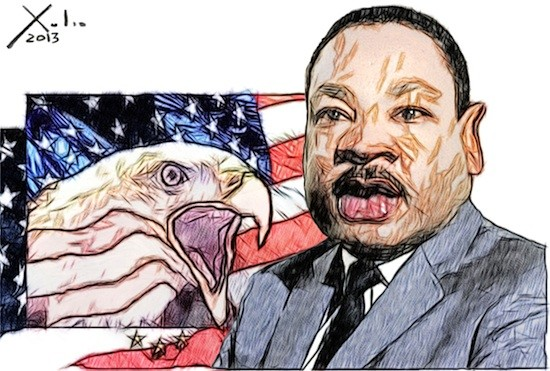 Xulio Formoso: Martin Luther King