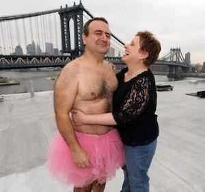 """Bob y Linda Carey, """"Proyecto tutú"""""""