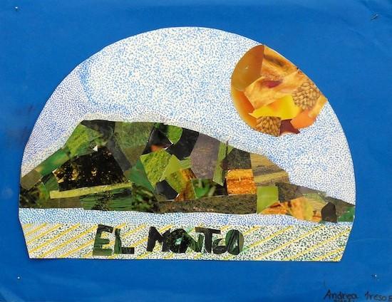 'La Inocencia de las Montañas', vista por niños de Dénia (en la imagen) y Perú