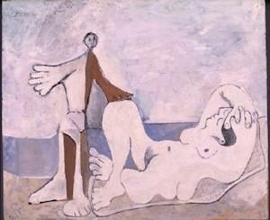Picasso: el pintor y Jacqueline