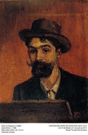 Regoyos-Autorretrato-1880