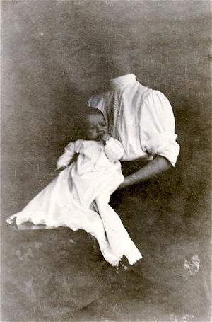 """'The hidden mother' (""""La madre oculta""""), de Linda Fregni Nagler"""